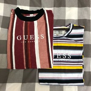 Striped Guess Shirt
